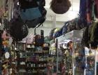 空港康杰高中部二超市 礼品摊位柜台