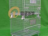 哈尔滨仓储笼选择 同诺 哈尔滨折叠式仓储笼