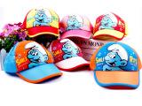 夏季新款儿童网帽 卡通动画图案户外休闲防鹫谘裘碧裘迸/h1>