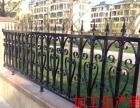 订做各种pvc护栏塑钢护栏铝艺护栏铁艺门铁艺护栏