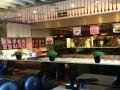 朝阳松榆南路临街餐饮商铺转让手续齐全超大展示面