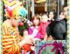 小丑气球装饰派送各种演出暖场