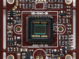 480线CCD板机 数字宽动态摄像机主板