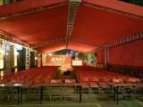 南海庆典铝架帐篷开业庆典会议桌椅舞台灯光LED屏吧台铁马