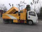 淤泥疏通車價格 5方挖掏式管道疏通車多少錢一輛