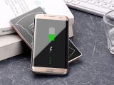 手机移动便携式超薄无线充电器 手机无线移动电源 QI标准通用