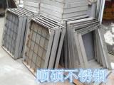 加工定制不锈钢隐形井盖 窖井盖加厚 不锈钢方形 圆形窨井