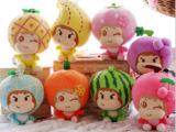 厂价批发毛绒玩具 水果猴公仔 悠嘻猴情侣猴婚庆情人节生日礼物