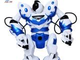 佳奇TT331罗本艾特机器人玩具 智能声控 编程无线遥控大型机器