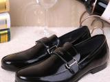 外贸鞋2014新款男鞋英伦大码真皮男士欧美大牌商务正装鞋时尚潮鞋