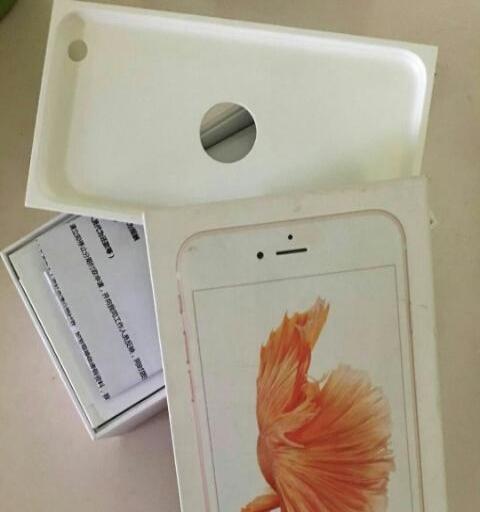 苹果6plus 16g玫瑰金一年多点无拆无修