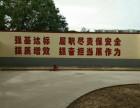 山西外墙写大字 广告字 太原文化墙彩绘 墙体彩绘 高空写字