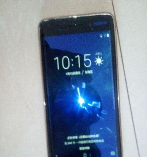 出诺基亚6手机