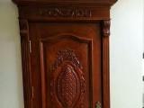 长沙芙蓉豪华实木厨柜门板裕登锦铸造辉煌