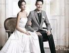忻州婚纱摄影影楼总店拍婚纱照怎么遮盖缺陷