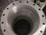 加工生产碳钢法兰盲板 大型卷制法兰 美标高压法兰