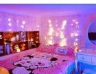 房间聚会,生日派对,求婚布置都可布置