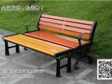 潍坊铸铝防腐木长凳多少钱 公园椅长椅哪里有 铸铁公园椅厂家