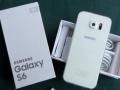 自用三星手机s6全网通国行4G网络白色内存32g没有磕碰过