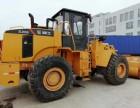 内蒙古二手装载机市场品牌型号齐全低价免费运输全国保质保量