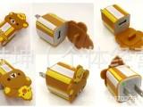 批发卡通USB转换充电器