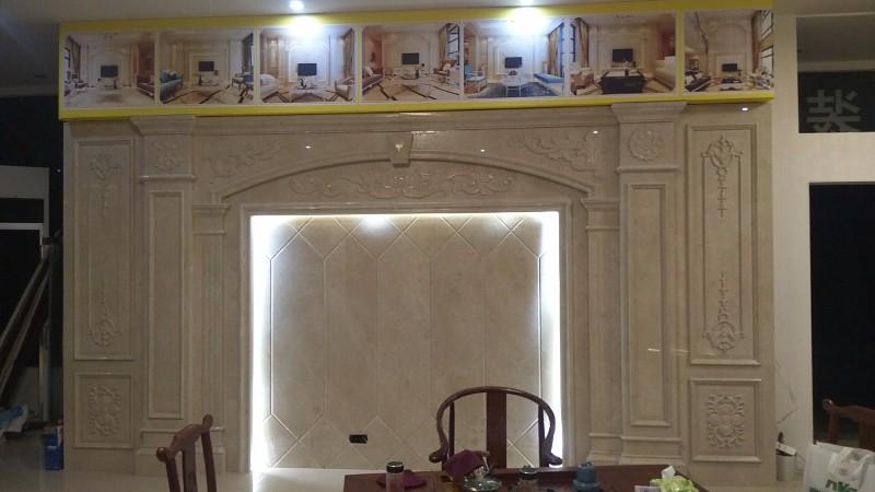 室内大理石装修,选择建隆达石材,值得你的信赖!