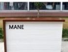 工业风复古收银台柜台简约欧式服装店吧台前台接待开业首选