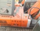 济南日立240二手挖机低价处理 动作灵活