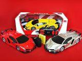 恒德正品120带充电全比例遥控车儿童玩具汽车批发071 LBJN