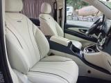 奔驰威霆商务车接待车改装多功能航空座椅 给你稳重大气