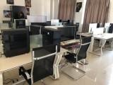 万达公司倒闭搬置办公室用一年十台台式电脑低价800