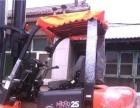 出售9成新进口丰田15吨2吨电瓶 电动 叉车