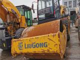 北京石景山二手压路机 柳工20吨二手压路机