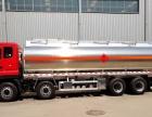 铝合金运油车国五东风前四后八30.3方铝合金油罐车