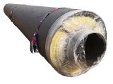 硅酸鈣鋼套鋼復合蒸汽保溫管行業信息