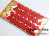 唯美圣诞节装饰品批发 5.5cm圣诞树装饰蝴蝶结 特价小礼品 1