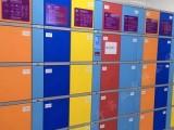 中控ABS塑料更衣柜IC智能感应柜水上乐园充值消费柜 储物柜