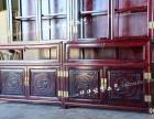 珠宝柜展柜实木展示柜中式古典货架货柜饰品柜玻璃柜柜台南方榆木