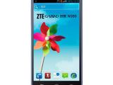 ZTE中兴N986 手机(蓝色)双模双待双通 Android 4