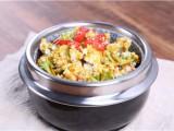 定制新品中餐模具仿真泡菜芝士石锅拌饭食品食物模型假菜展示样品