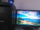 家用双核独显液晶电脑一套