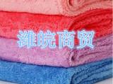 韩式单层珊瑚绒毛巾 干发巾 超细纤维面巾 珊瑚绒抹布地巾 40*