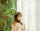 纽约婚纱主题个人写真 帷幕女神 鉴赏