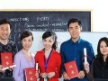 鹤城小语种培训 日语 韩语 英语 过级率高