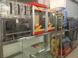汉堡设备鸡排设备二手奶茶设备制冰机