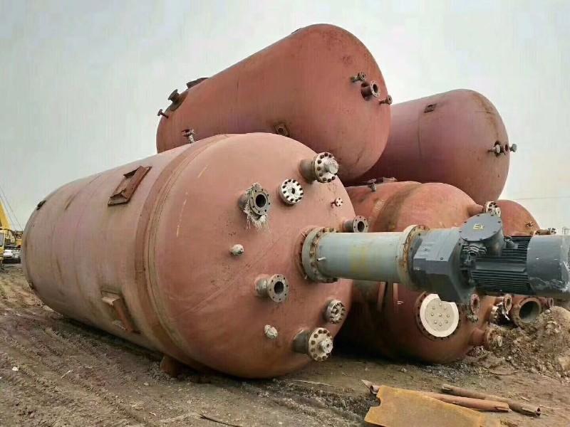 江苏厂家出售316L不锈钢内盘管反应釜