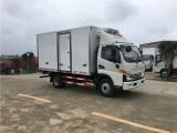东莞庆铃五十铃KV600 4.2米箱式保温车出厂价格是多少