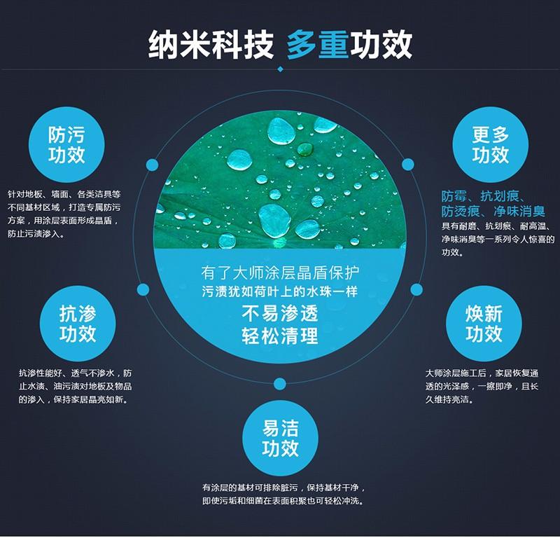大师涂层晶盾服务新行业加盟|茂名环保材料加盟