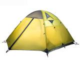 牧高笛铝杆3-4人防暴雨户外野营露营帐篷双层专业帐篷 冷山3