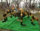 昆虫蝴蝶地产暖场草地展览户外设备出租租赁厂家自作